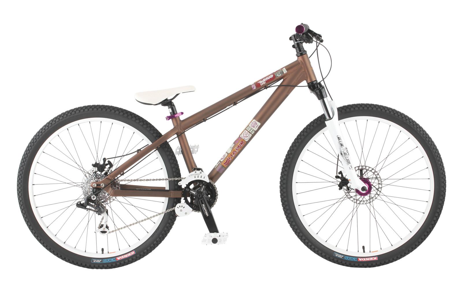 2011 Haro Thread Expert Bike 2011_threadexpert_brown