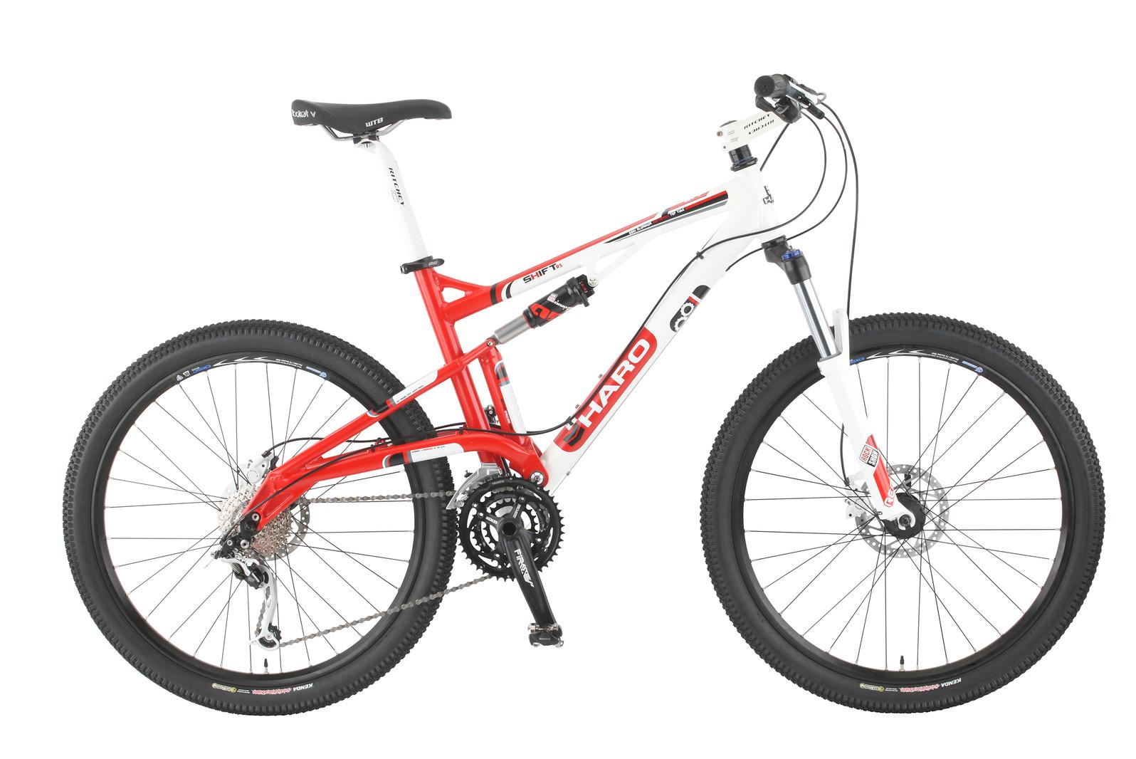 2011 Haro Shift R5 Bike