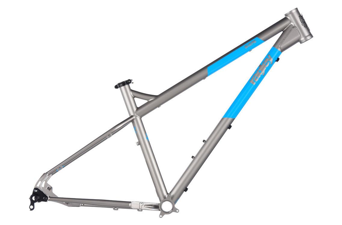 Bluepig 27.5 frame 1