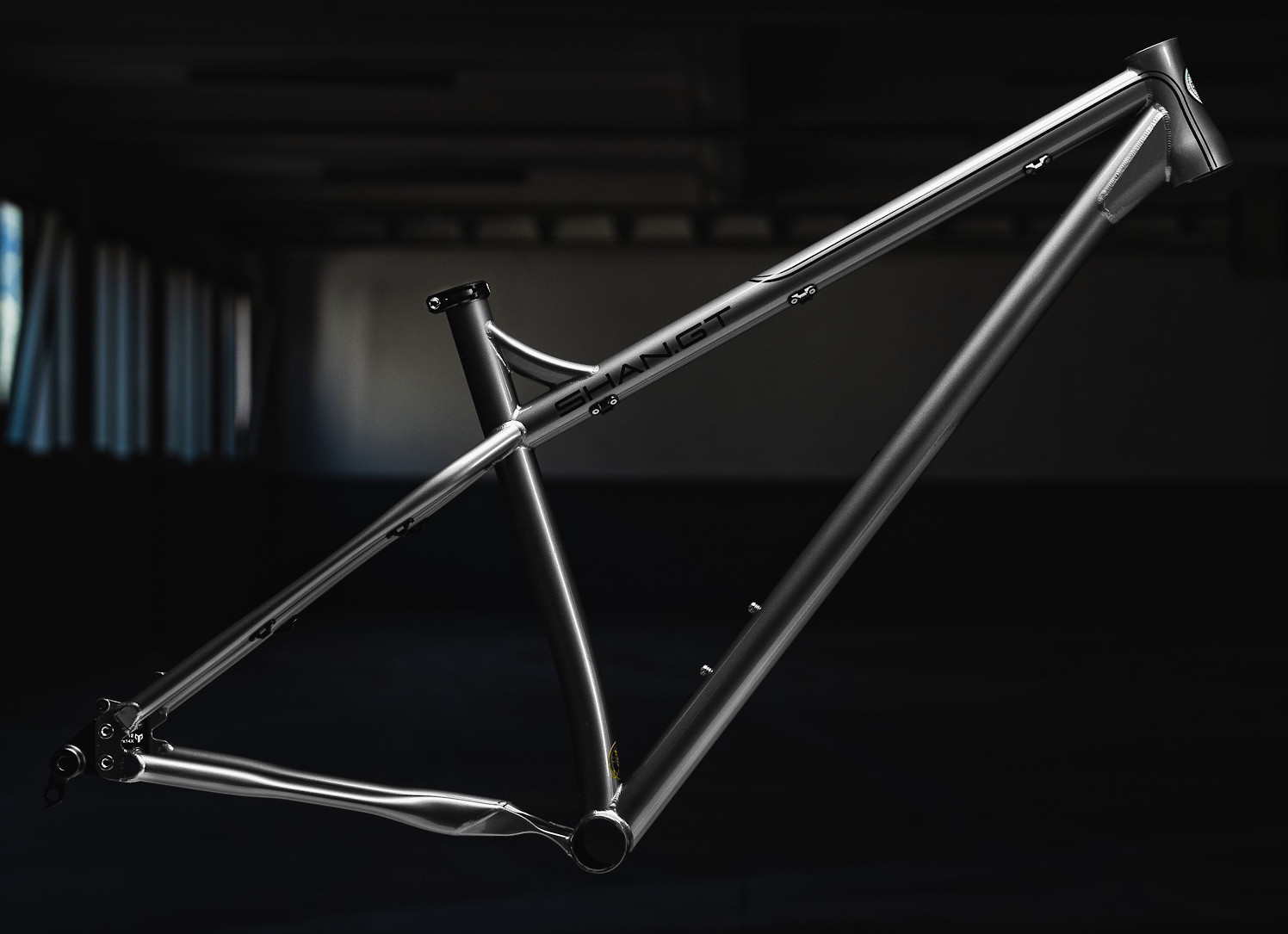 Production Privee Shan GT Frame (2019 Classic)