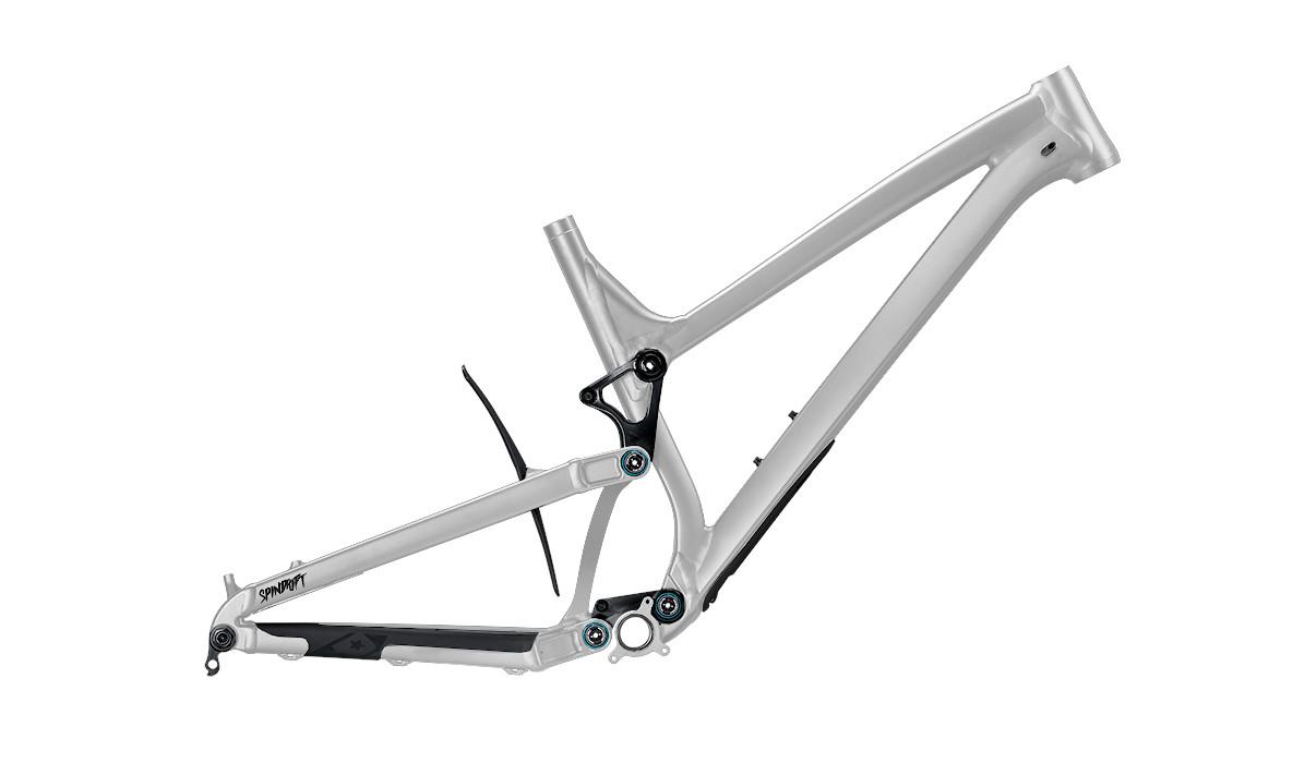 Propain Spindrift Frame (Raw Aluminum)