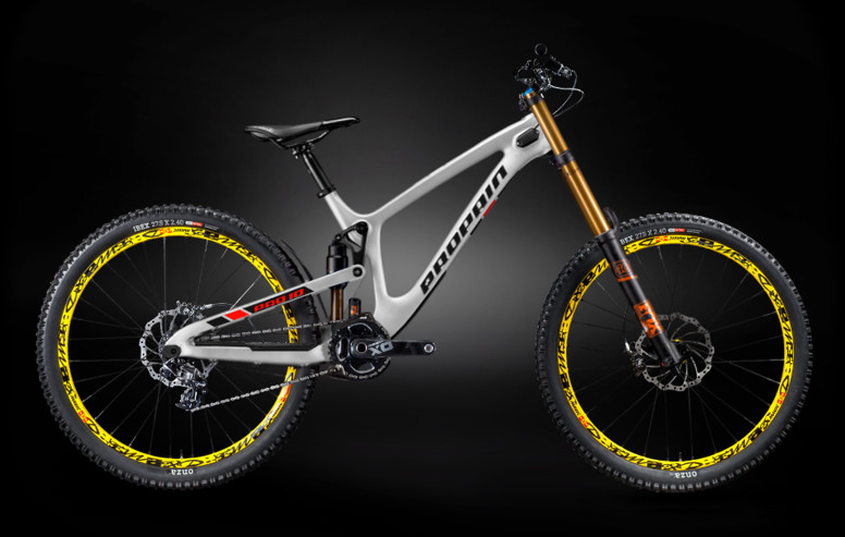 2018_Propain_Rage_Carbon_World_Cup_silver