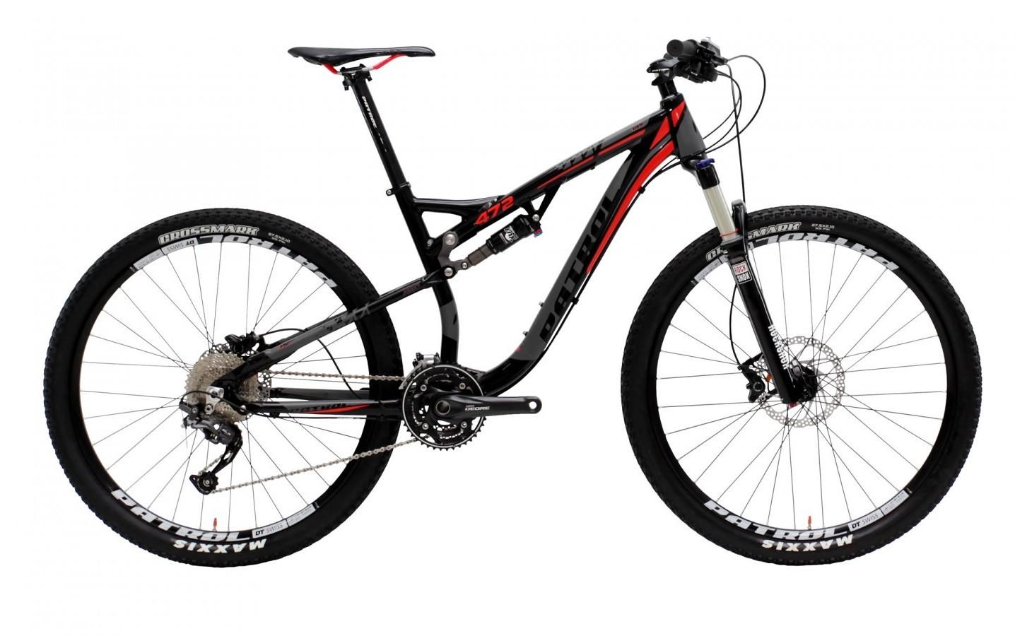 2017 Patrol 472 Bike - Reviews, Comparisons, Specs - Mountain Bikes - Vital  MTB