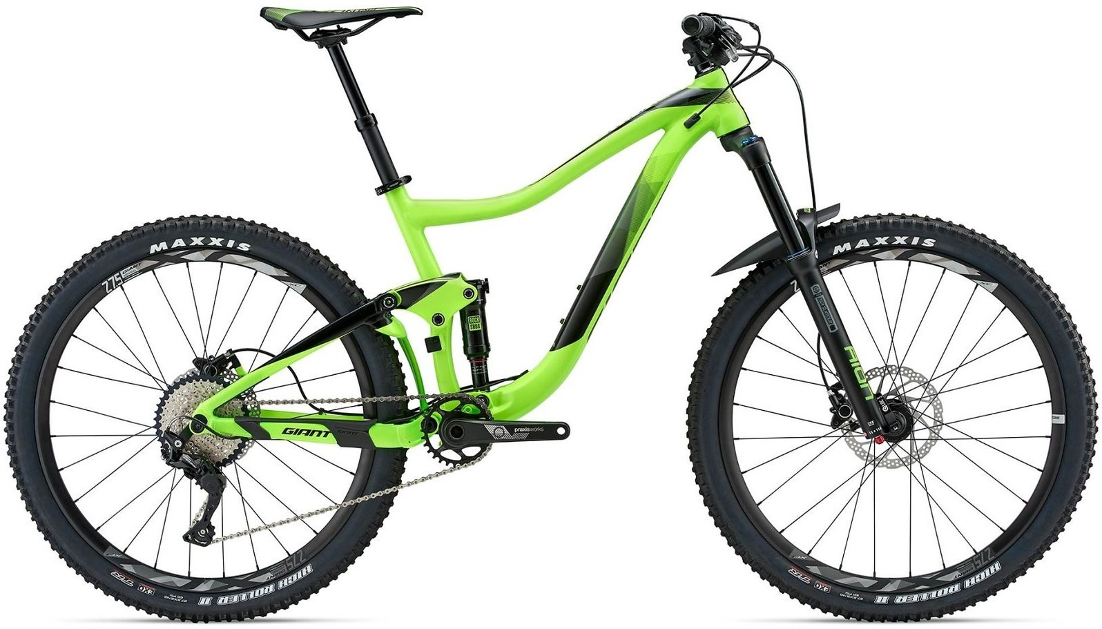 2018 Giant Trance 3 Bike - Reviews, Comparisons, Specs - Mountain Bikes - Vital MTB