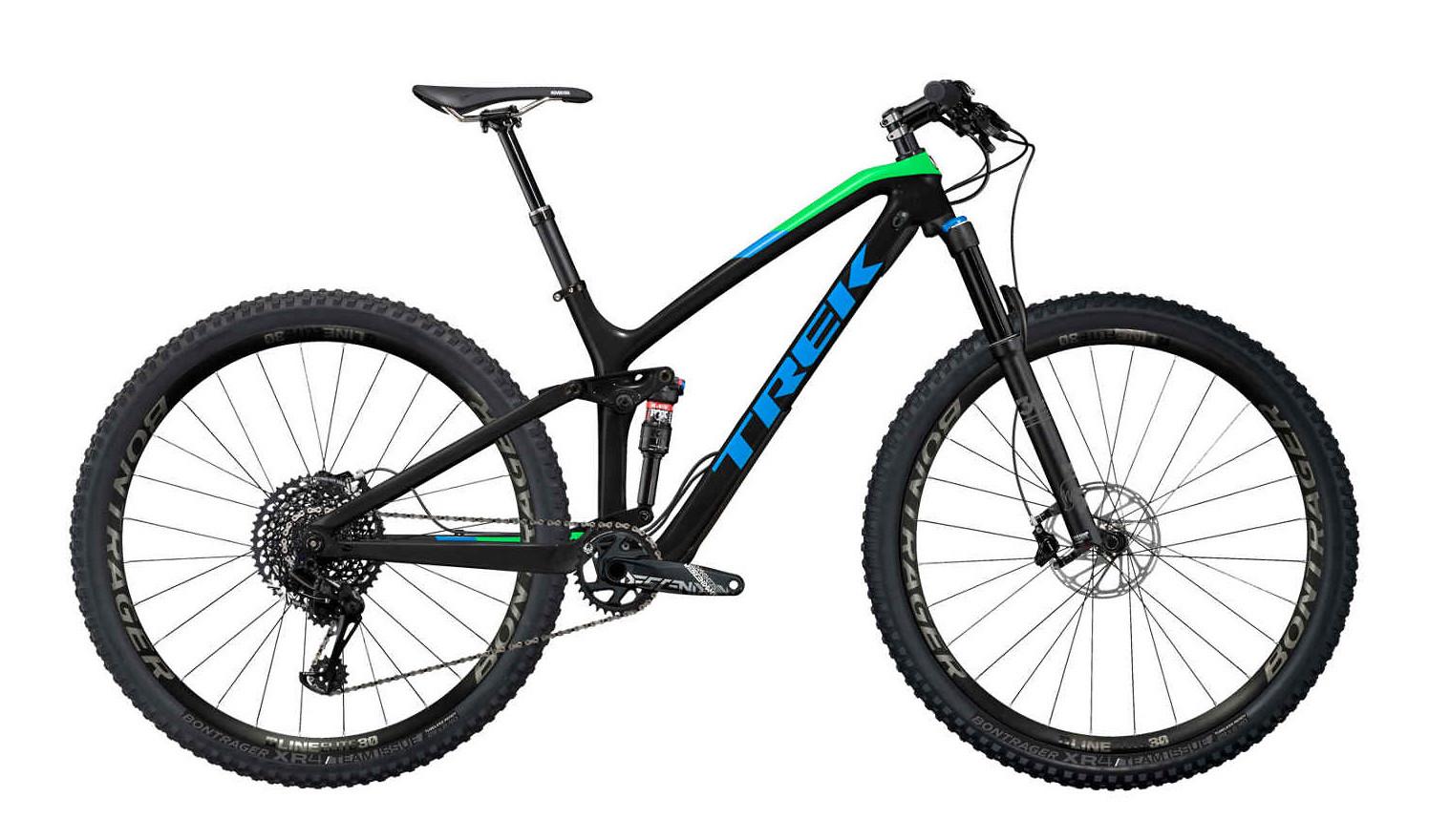 2018 Trek Fuel EX 9 8 29 Bike - Reviews, Comparisons, Specs