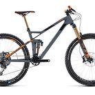 2018 Cube Stereo 140 HPC TM 27.5 Bike