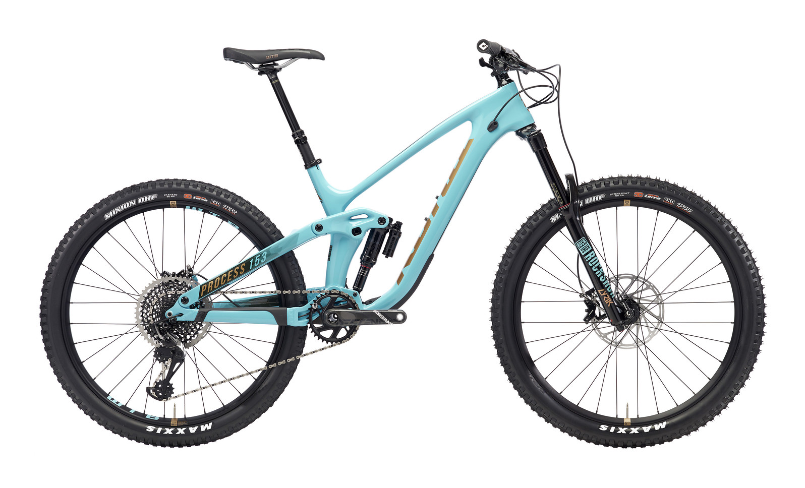 2018 Kona Process 153 CR/DL 27.5  2018 Kona Process 153 CR/DL 27.5