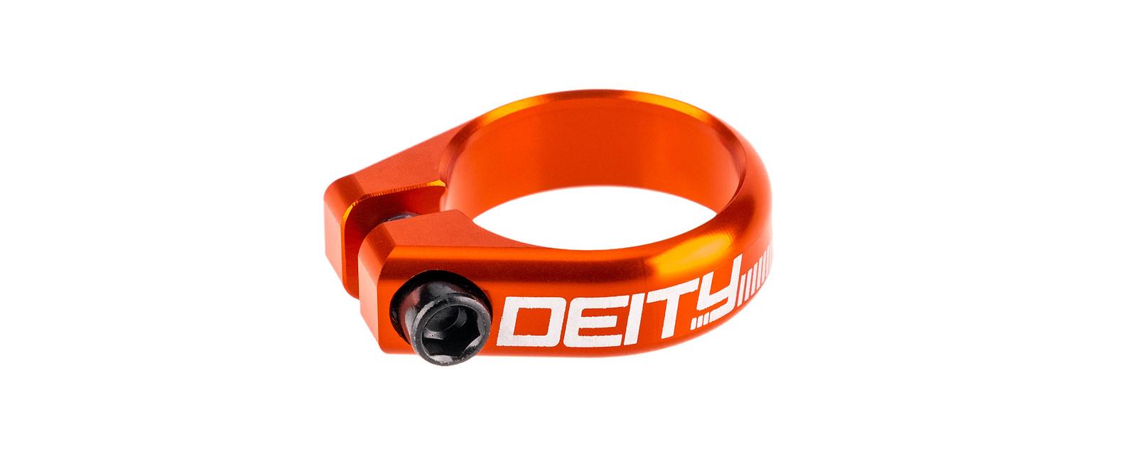 Deity Circuit - Orange