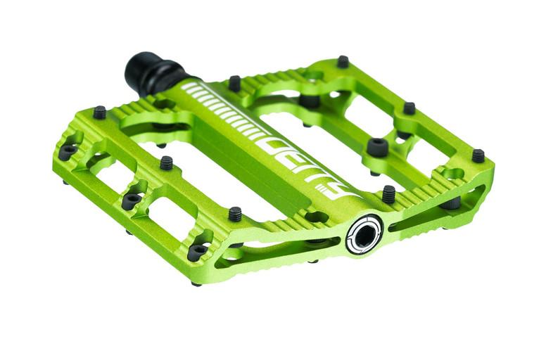 Deity Black Kat Pedals - Green