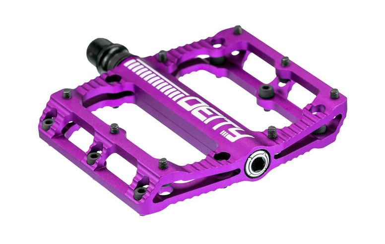 Deity Black Kat Pedals - Purple