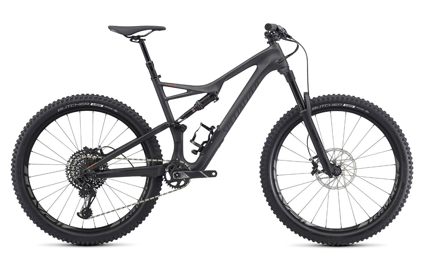 2018 Specialized Stumpjumper Expert 11m 27.5 Bike