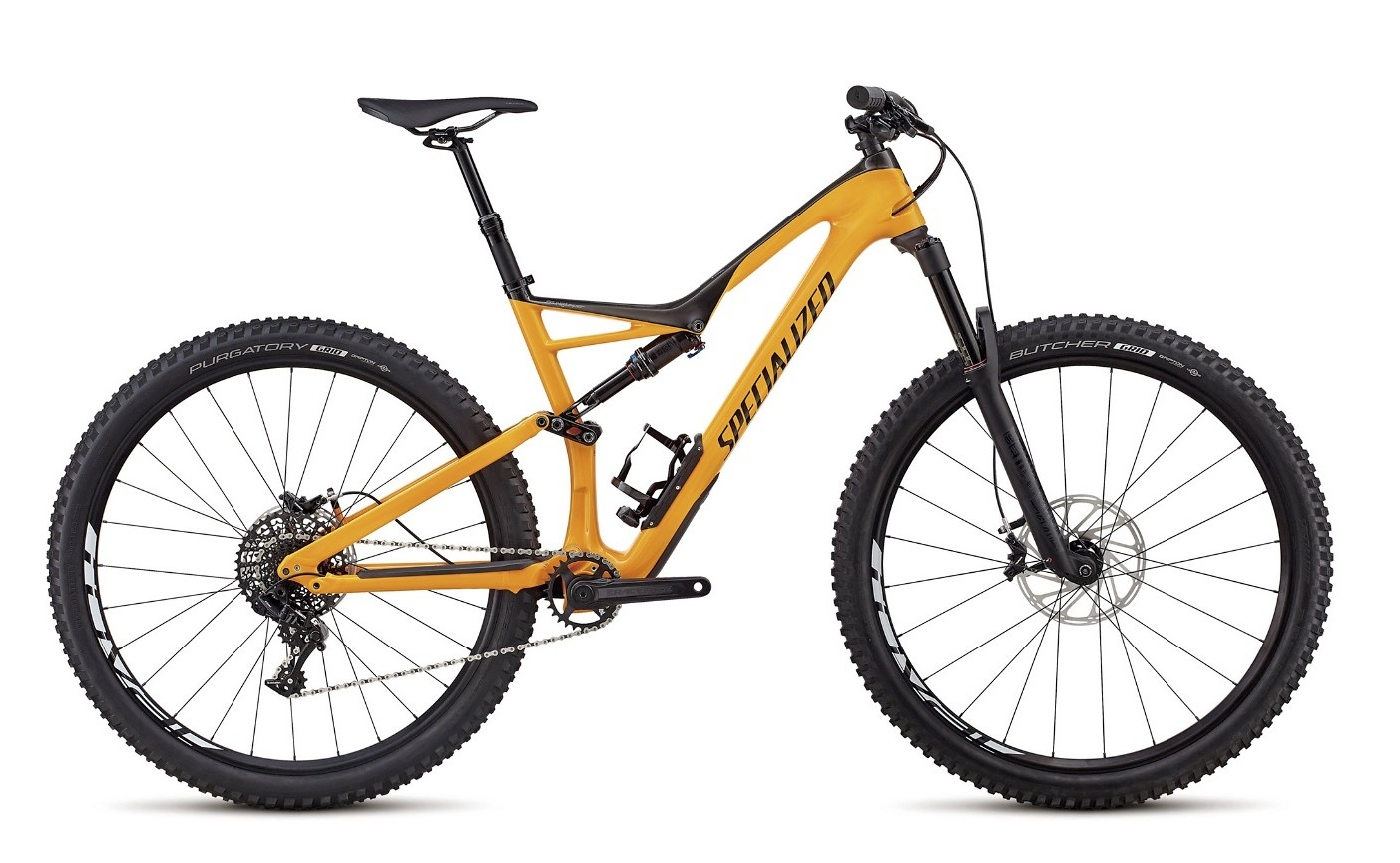 2018 Specialized Stumpjumper Comp Carbon 29/6Fattie Bike - Reviews