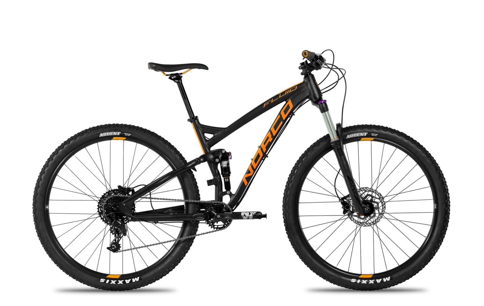 2018 Norco Fluid Fs3 27 5 Bike Reviews Comparisons