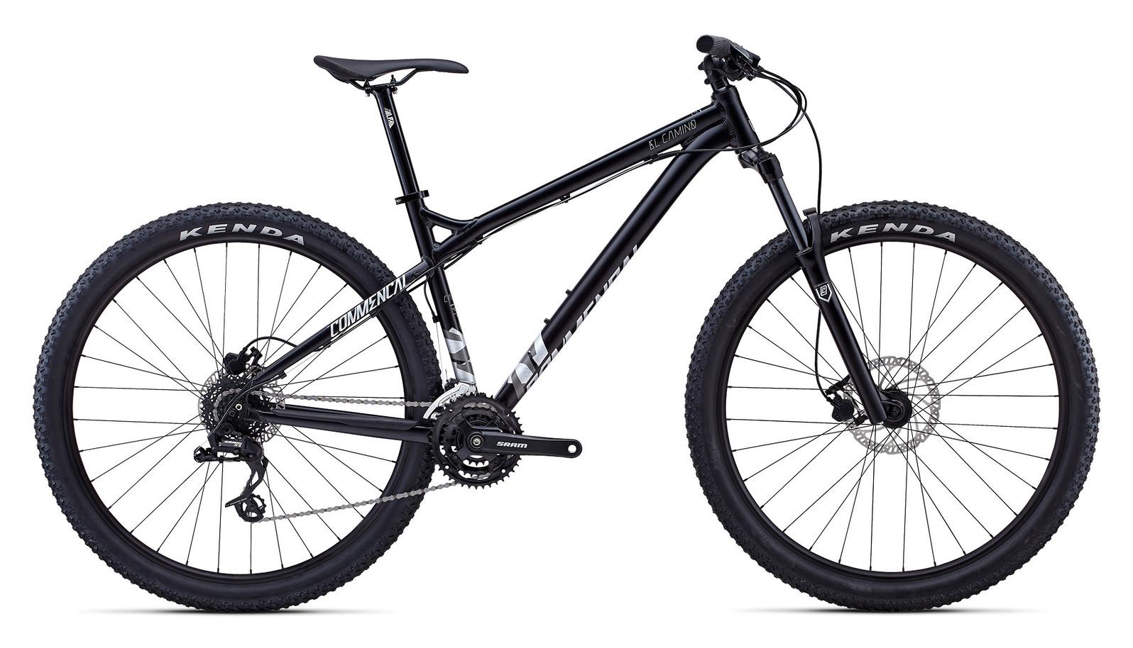 2018 Commencal El Camino Bike