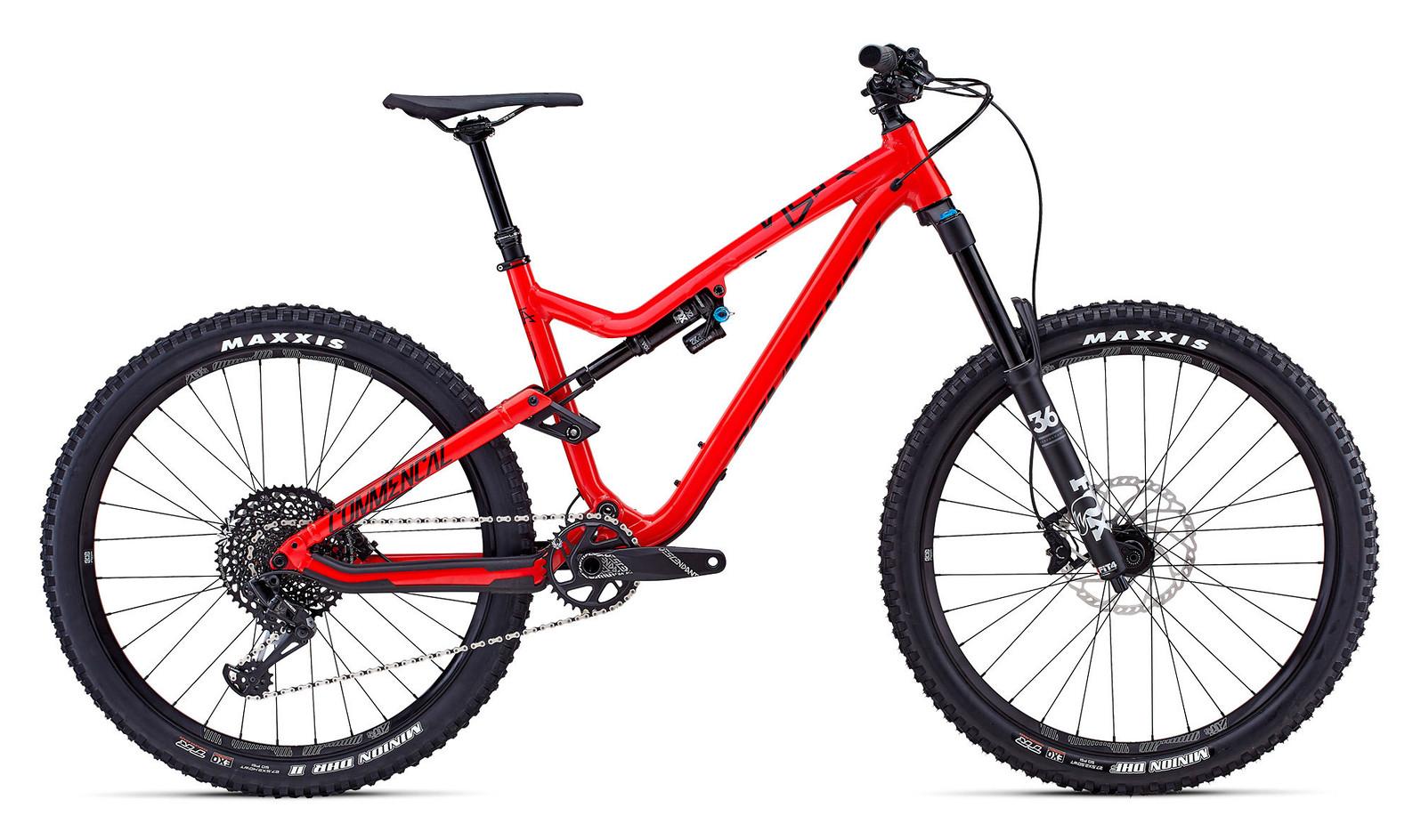2018 Commencal Meta AM V4.2 Essential Bike