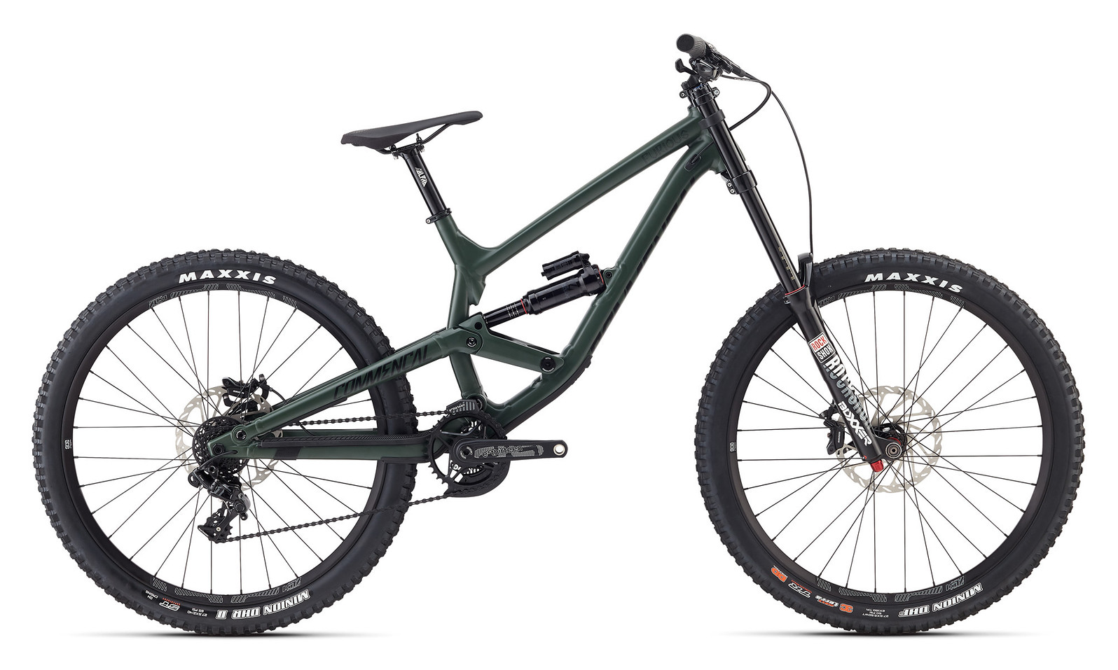 2018 Commencal Furious Essential