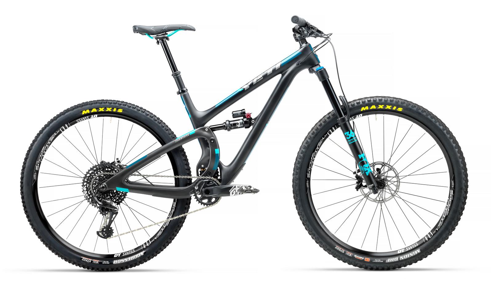 2018 Yeti SB5.5 Carbon GX Eagle Bike 2018_Yeti_SB5.5_Carbon_GX_Eagle_black