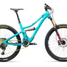 2018 Yeti SB5 Beti TURQ XX1 Eagle Bike