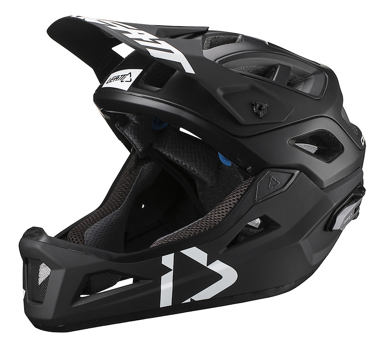 Helmet DBX 3.0 Enduro V2 Black/White