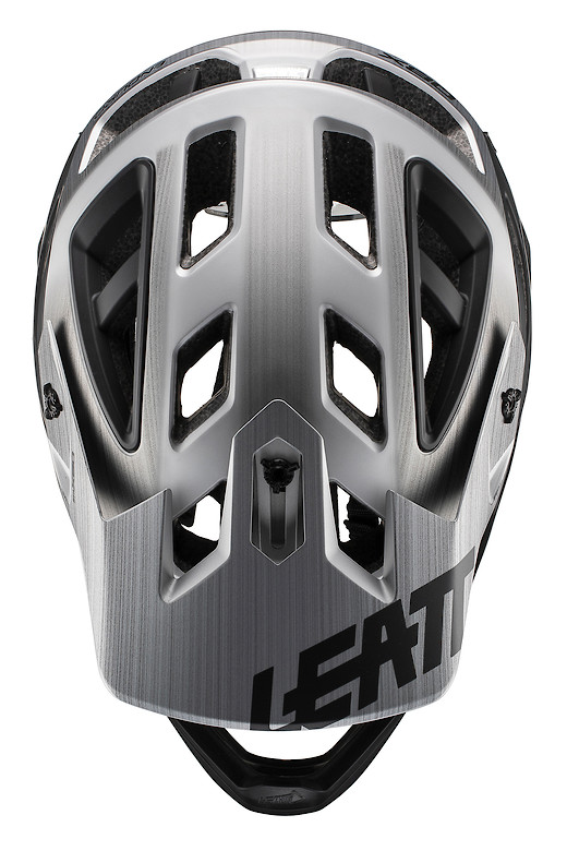 Helmet DBX 3.0 Enduro V2 Brushed