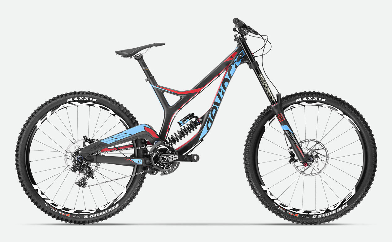 Reviews Com Product Reviews And Comparisons Of 2018 >> 2018 Devinci Wilson Carbon X01 DH Bike - Reviews, Comparisons, Specs - Mountain Bikes - Vital MTB