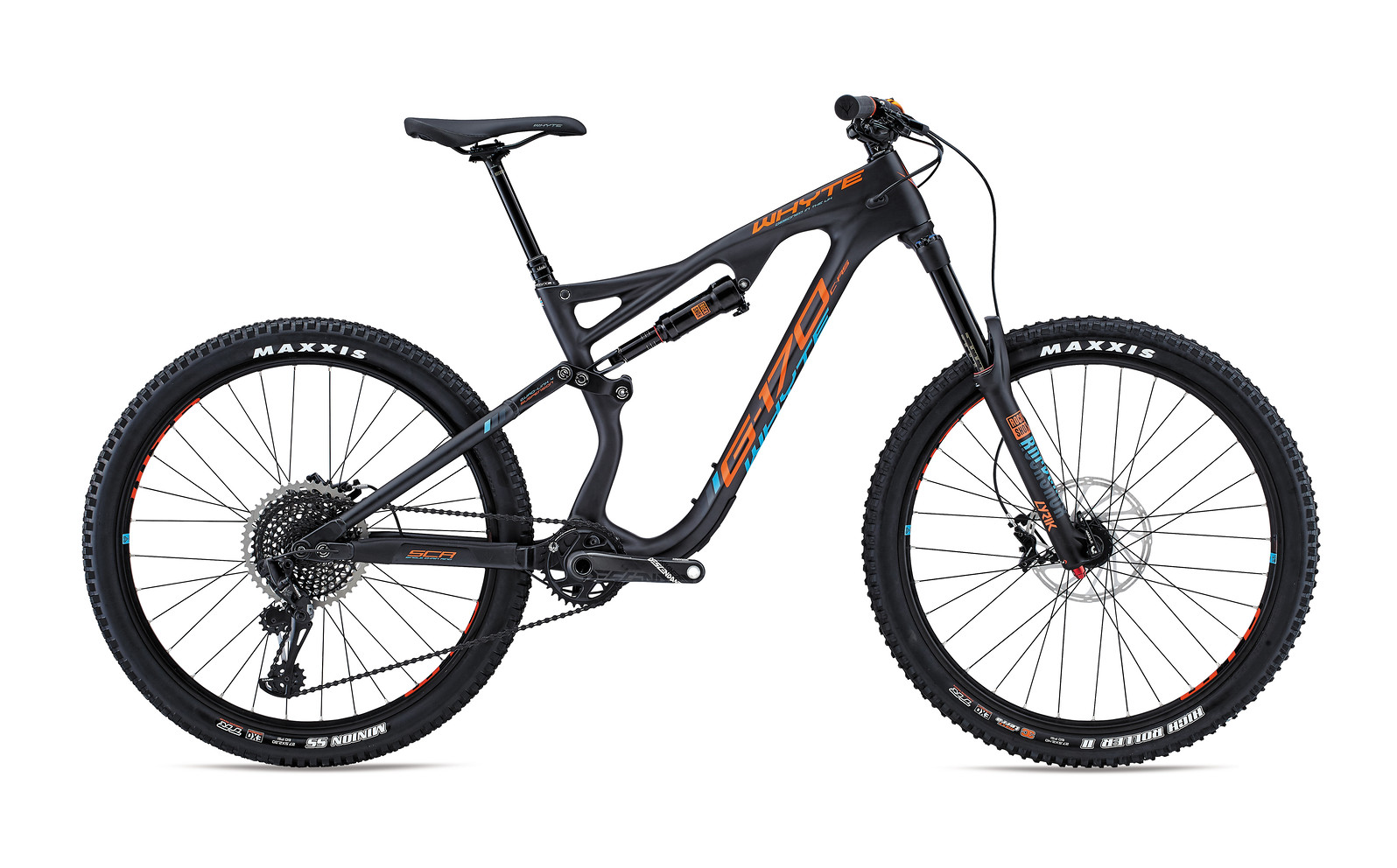2018 Whyte G-170C RS