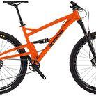 2018 Orange Four S Bike