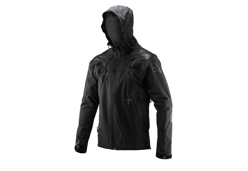 Leatt DBX 5.0 All Mountain Jacket - Black