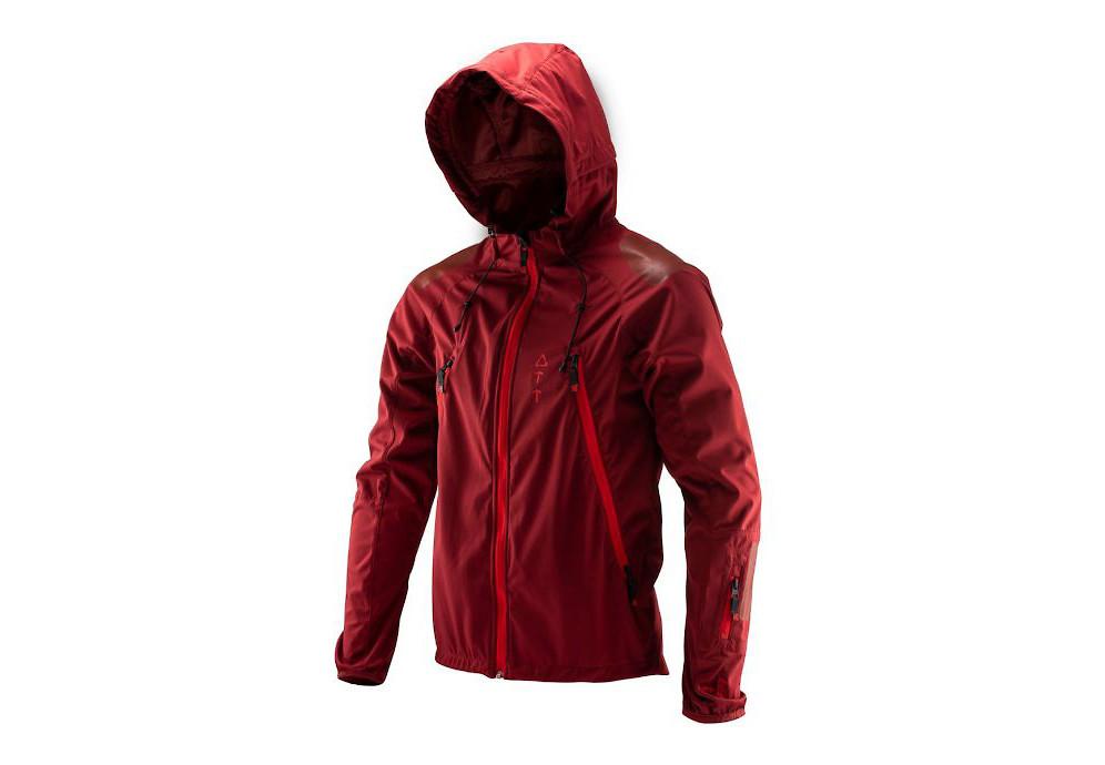 Leatt DBX 4.0 All-Mountain Jacket - Ruby