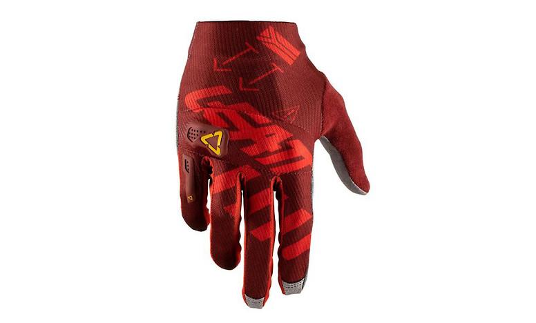 Leatt DBX 3.0 Lite Gloves - Ruby
