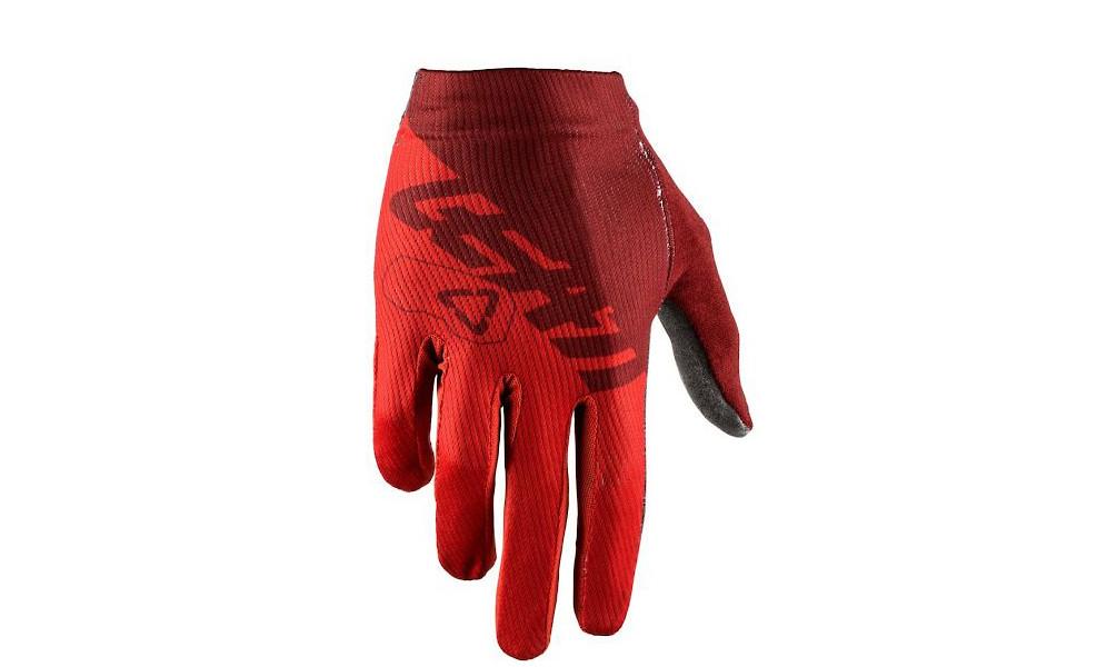 Leatt DBX 1.0 Gloves - Ruby