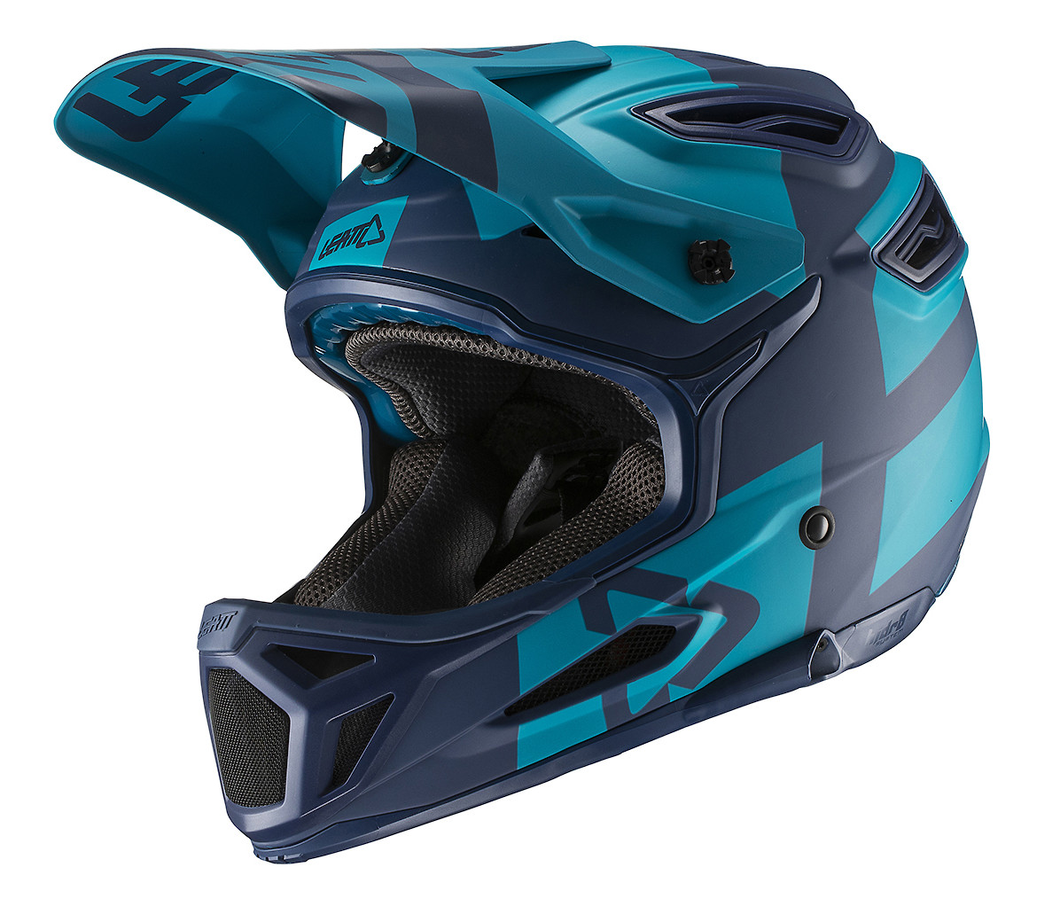 Leatt DBX 5.0 V19.1 Helmet (Ink)
