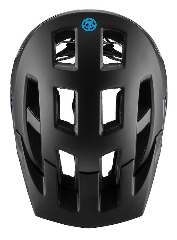 Leatt DBX 2.0 - Black/Granite