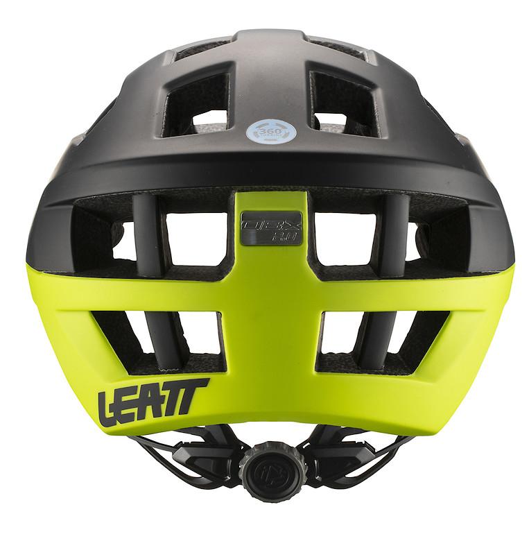 Leatt DBX 2.0 - Granite/Lime