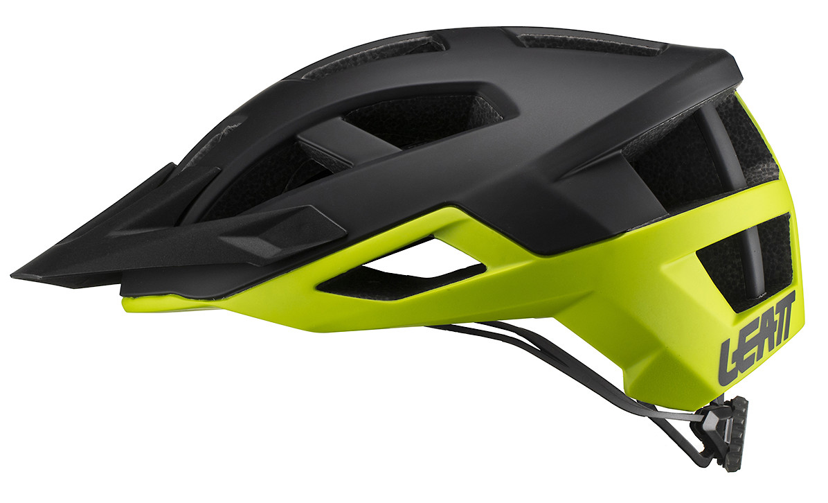 Leatt DBX 2.0 - Granite/Lime