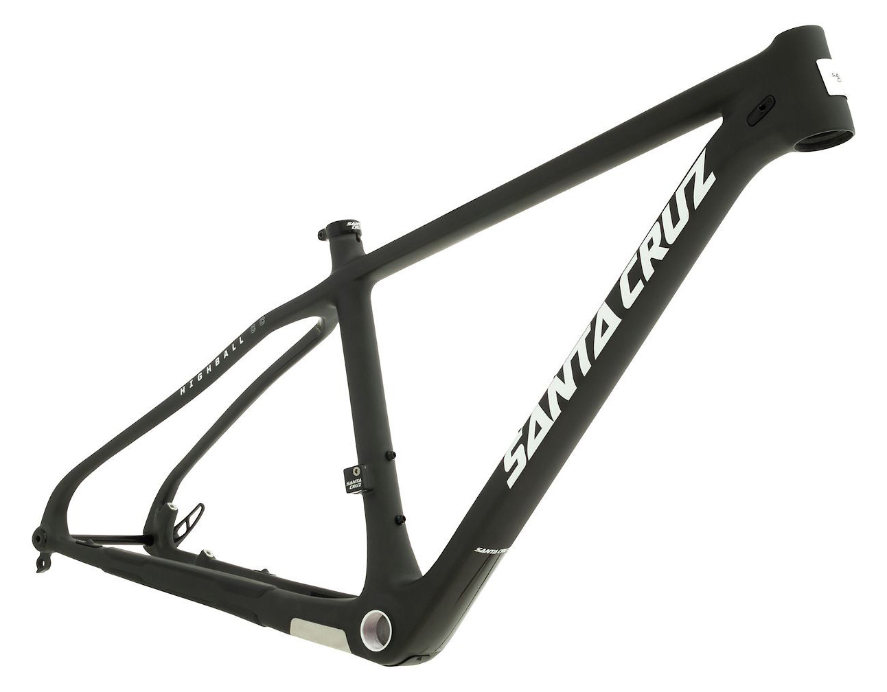 Santa Cruz Highball Carbon CC Frame - Reviews, Comparisons, Specs ...