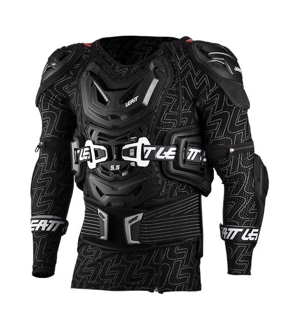 Leatt 5.5 Body Protector - Black