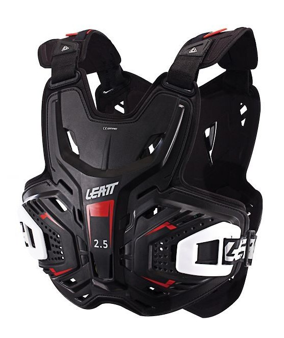Leatt 2.5 Chest Protector - Black