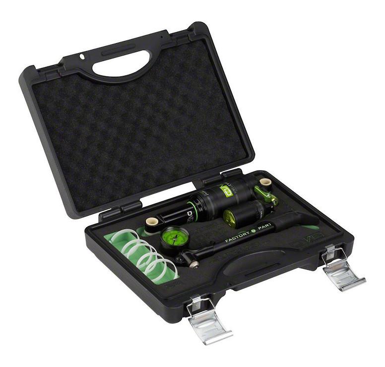 DVO Topaz T3 Air Shock Case and Accessories