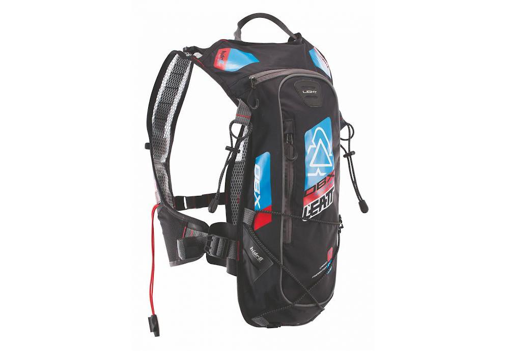 Leatt DBX Mountain Lite 2.0 Hydration Pack - Blue/Red/Black