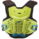 C138_chest_protector_2.5_lime_blue_jr_1