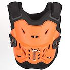 C138_chest_protector_2.5_kids_orange_front