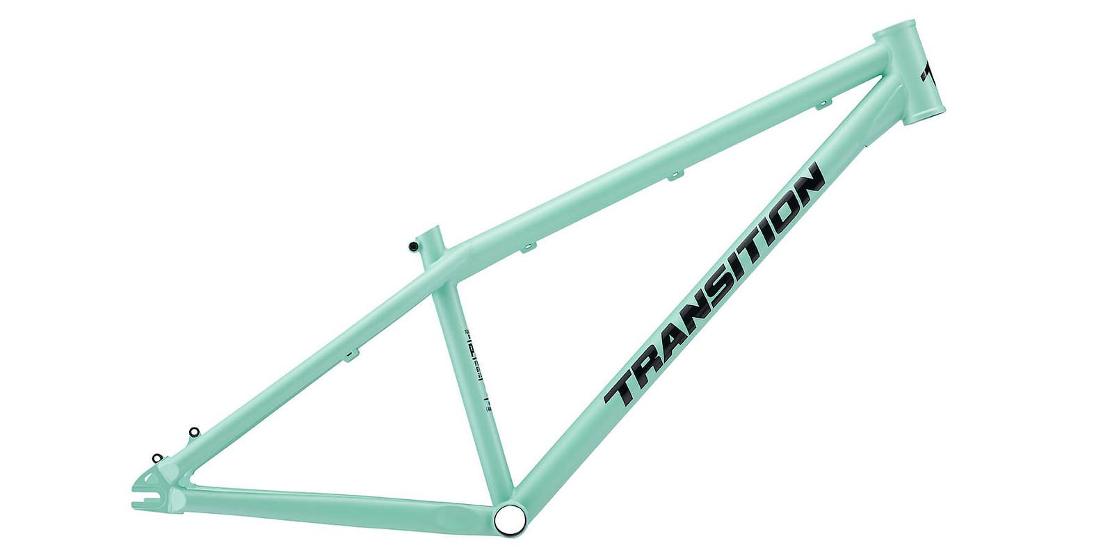 2021 Transition PBJ Frame, Aqua