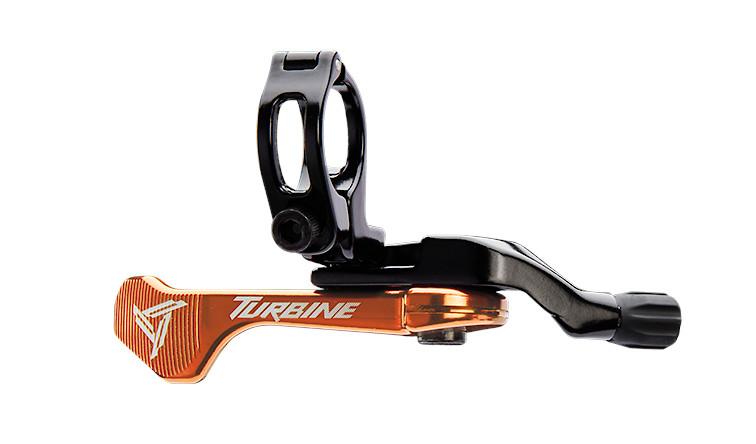 Race Face Turbine 1xLever orange