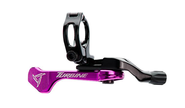 Race Face Turbine 1xLever purple