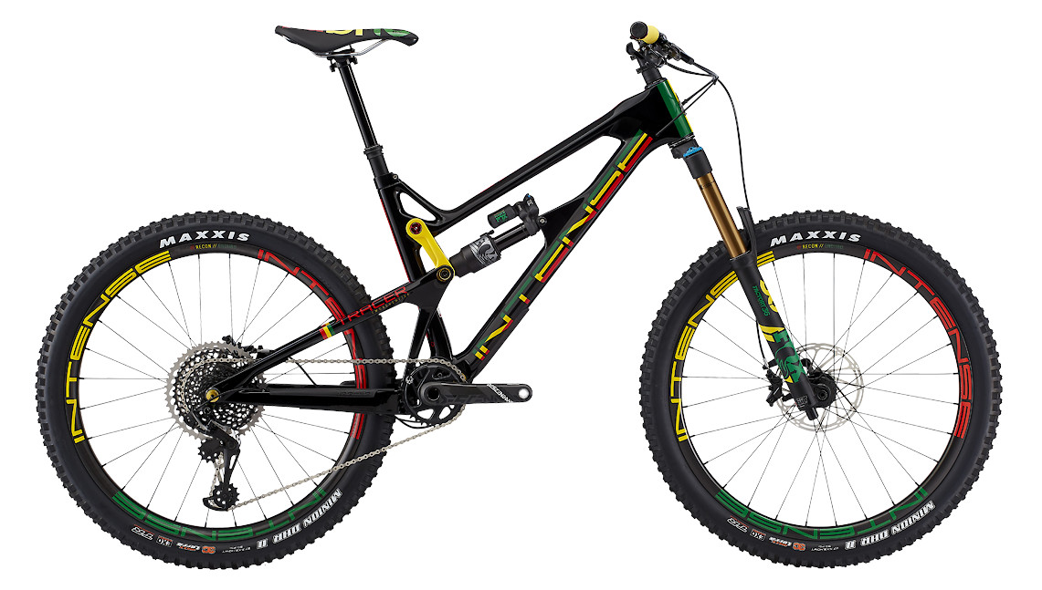 2018 Intense Tracer Rasta Limited Edition