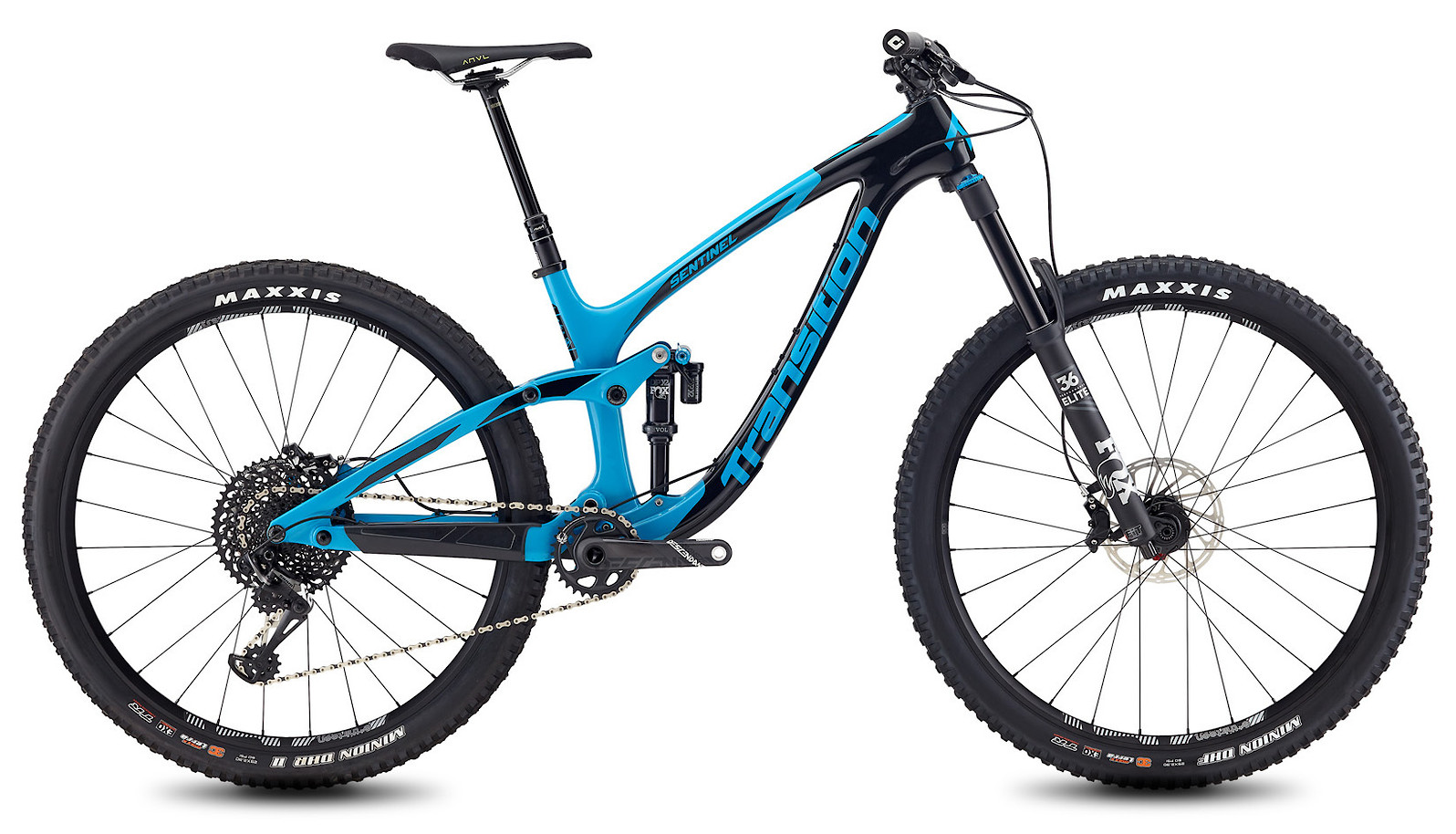 Sentinel Carbon X01 - TR Blue