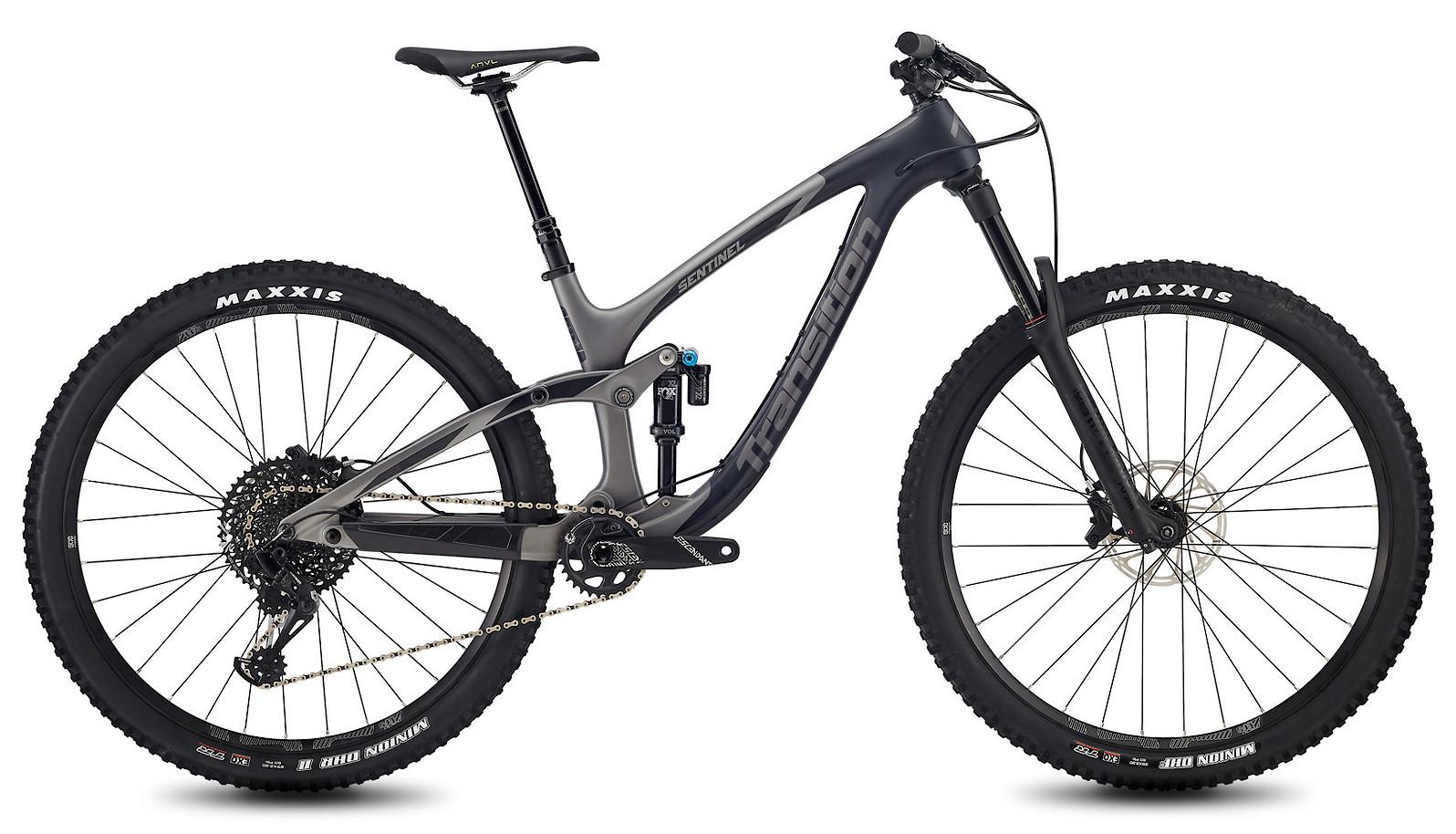 Sentinel Carbon GX - Black Powder
