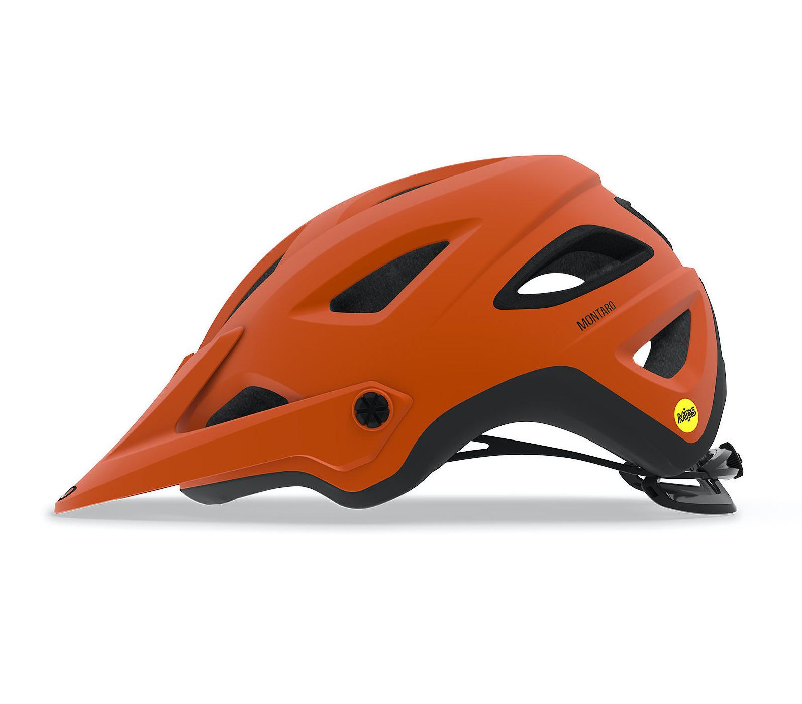 Giro Montaro MIPS (Matte Deep Orange)