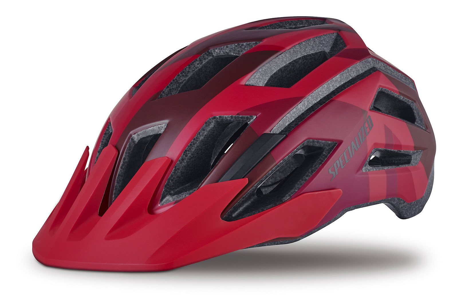 Specialized Tactic 3 - matte red fractal